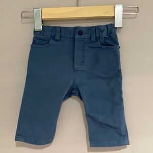 DIOR BABY toddler jeans blue size 3 M